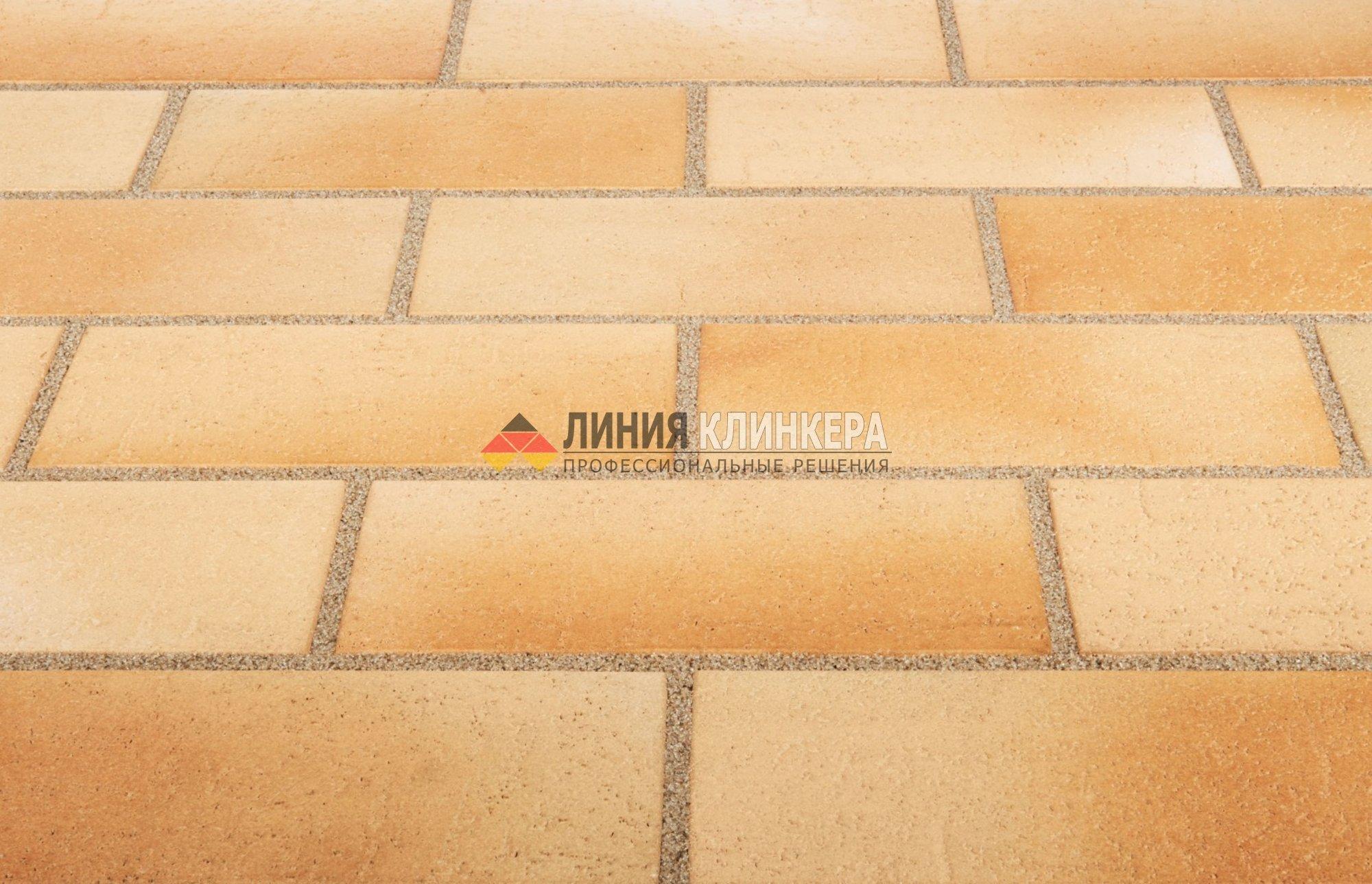 Тротуарная клинкерная плитка stroeher spaltklinker 3118